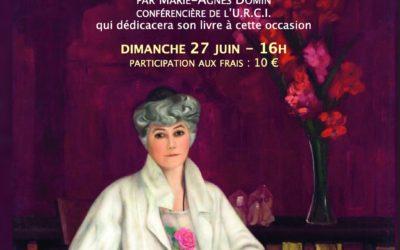 Conférence U.R.C.I. : Elena Roerich, une Initiée au service de la Beauté