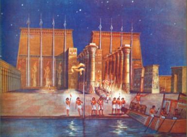 """Versailles, 13 juin : Journée mystique """"Le symbolisme du Temple"""""""